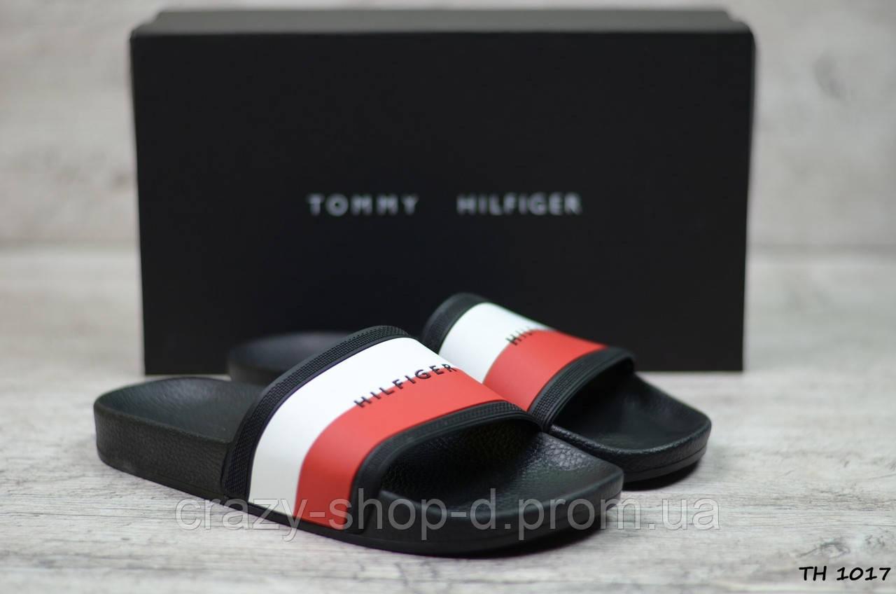 Мужские шлепанцы Tommy Hilfiger (Реплика)
