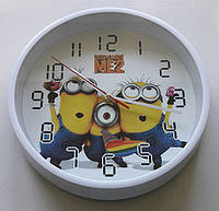 Про користь дитячих настінних годинників