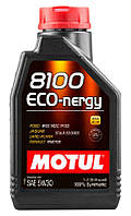 Масло моторн. Motul 8100 Eco-nergy 5W-30 1l 103794