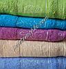 Махровое лицевое полотенце Морской мир
