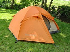 Туристическая палатка двухместная двухслойная MOUSSON DELTA 2