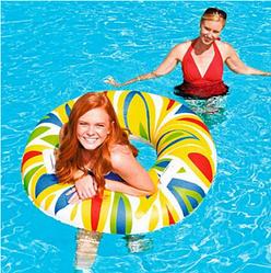 Спасательный круг оригинальный.Детский круг для плавания.Надувной круг.