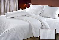 Комплект постельного белья семейный Страйп-сатин TM Krispol (630.54321)