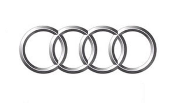 Хромированные накладки на зеркала Audi