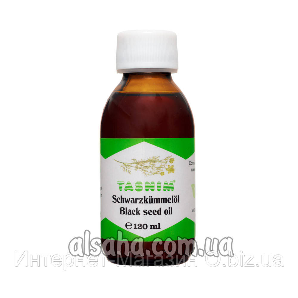 Масло Черного Тмина Tasnim