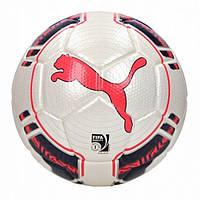 Мяч футбольный Puma EvoPower3 Tournament FIFA 082223 15 (из полиуретана, игровой, размер 4, бренд пума)