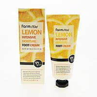 Увлажняющий крем для ног FarmStay Lemon Intensive Moisture Foot Cream, 100 мл(8809540511968)