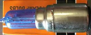 Лампа галогенна BA20D 35/35(галоген китаєць )