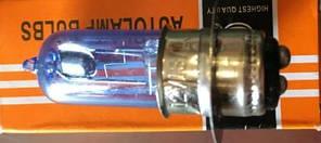 Лампа галогенна P15d-1 18/18w (1усик)