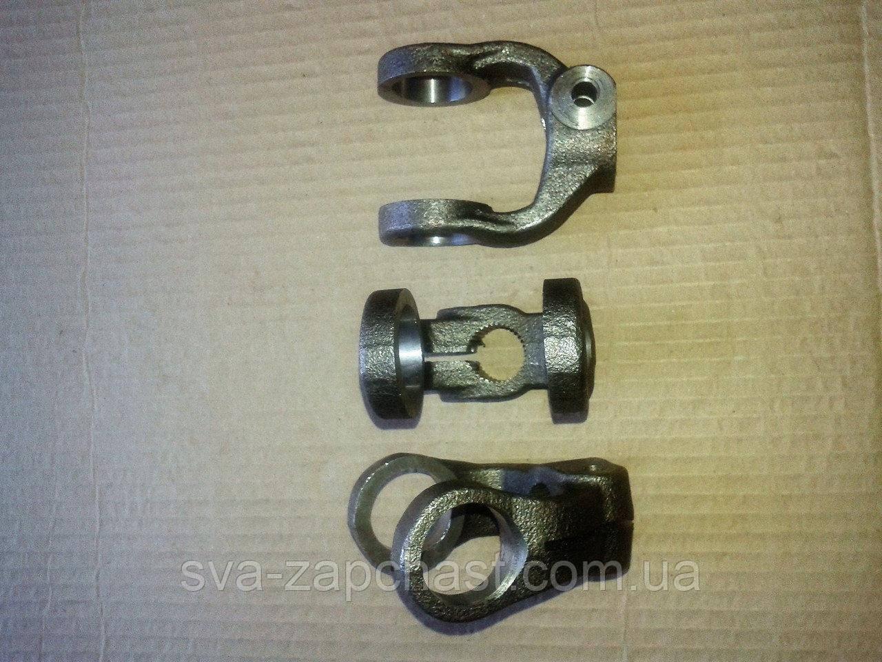 Вилка рулевого кардана КАМАЗ-4310 шлицевая 4310-3422027