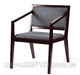 Крісло з оббивкою Бретон