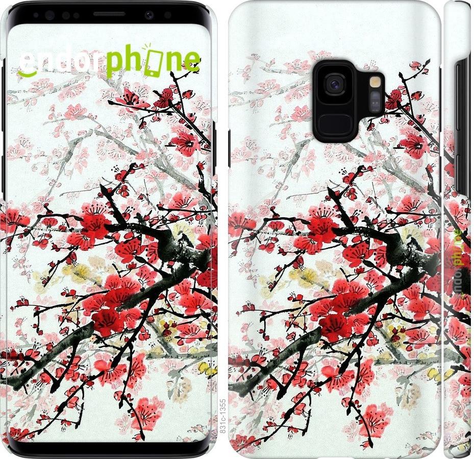 Чехол для телефона Samsung Galaxy S9 цветение