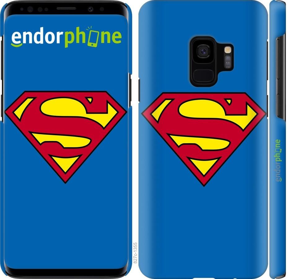 Чехол для телефона Samsung Galaxy S9 супермен