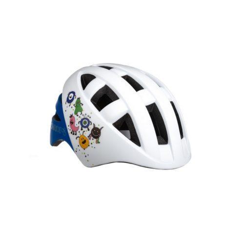 Велосипедний дитячий шолом ONRIDE BUD монстрики