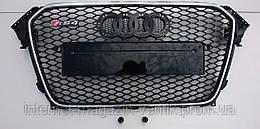 Решетка радиатора Audi A4 стиль RS4 12+