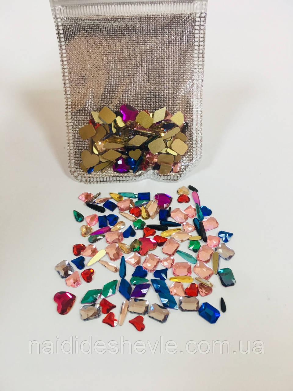 Камни для дизайна ногтей