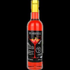 """Сироп коктейльный Maribell """"Острый"""" 700мл"""