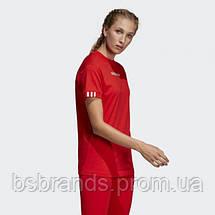 Футболка женская adidas COEEZE (АРТИКУЛ:DU7189), фото 2