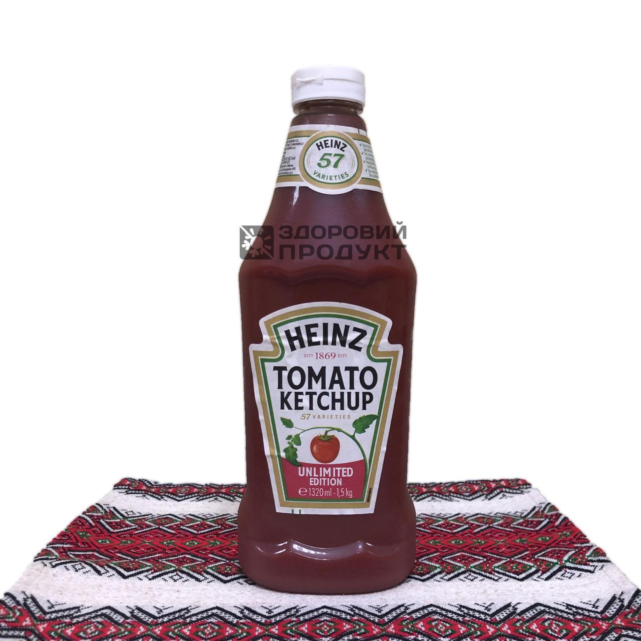 "Кетчуп ТМ ""Heinz"" (Хайнц) 1,32 л"