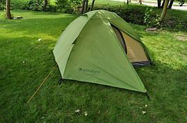 Туристическая палатка двухместная двухслойная MOUSSON FLY 2