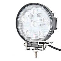Фара LED светодиодная BELAUTO EPISTAR Spot, 18W, точечный свет