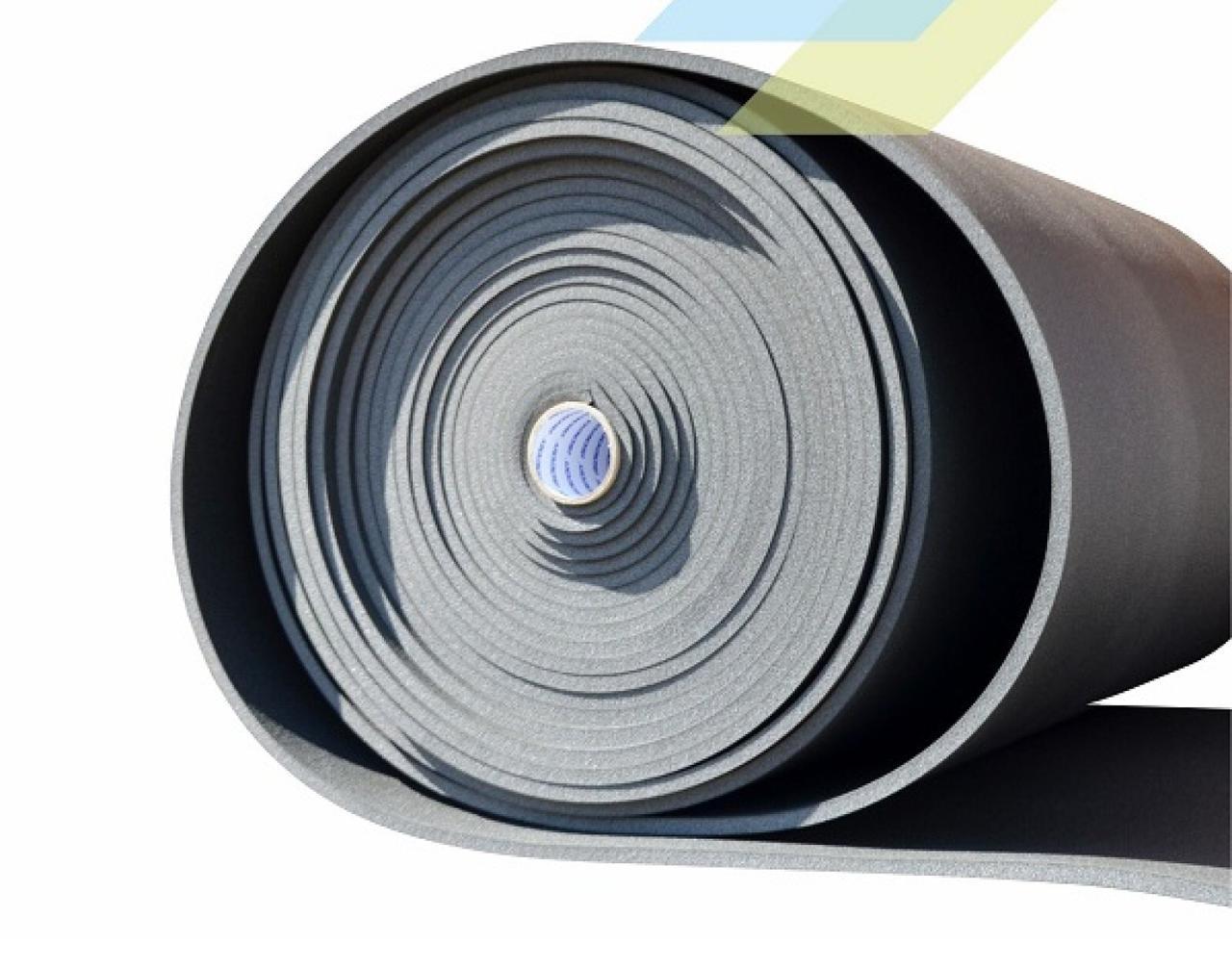 Полотно IZOLON BASE 8 мм, 1 м сірий