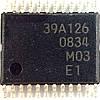 Микросхема Fujitsu MB39A126