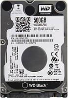 """WD Жесткий диск HDD 2.5"""" SATA 500GB Black 7200rpm 32MB (WD5000LPLX)"""