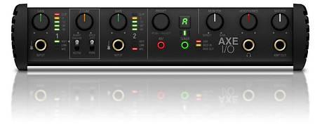 IK MULTIMEDIA AXE I/O аудио-интерфейс премиум-класса с продвинутыми настройками для гитары, фото 2