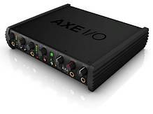 IK MULTIMEDIA AXE I/O аудио-интерфейс премиум-класса с продвинутыми настройками для гитары, фото 3