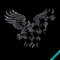 Термопереводки на плащі Орел (Скло,3мм-біл.,4мм-біл.,2мм-біл.)