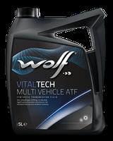 Масло для автоматических трансмиссий Wolf Vital Tech Multi Vehicle ATF