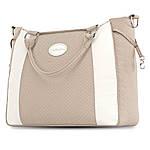 Коляска Inglesina Classica Jacquard Vaniglia AB05K0JVN с сумкой, фото 2