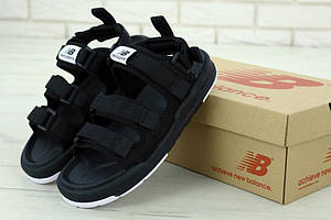 Сандалии New Balance Sandals Triple Black
