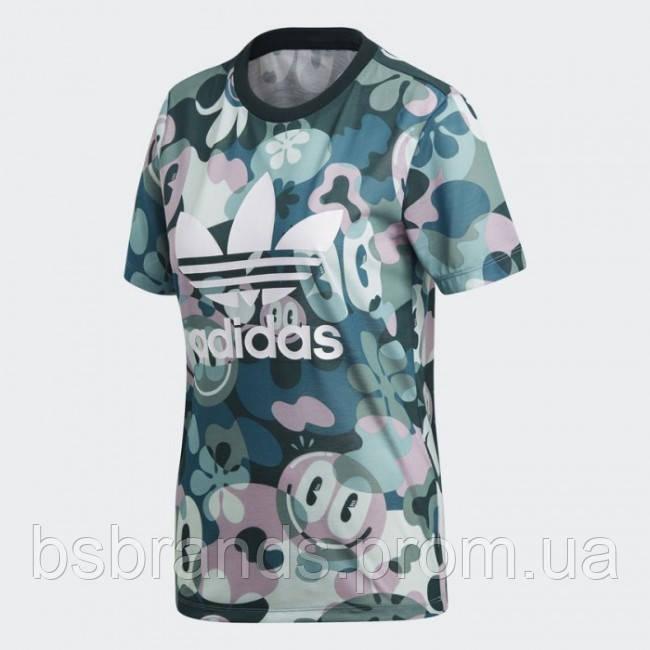 Женская футболка adidas TREFOIL (АРТИКУЛ: DV2672 )