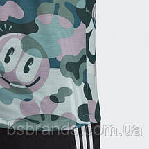 Женская футболка adidas TREFOIL (АРТИКУЛ: DV2672 ), фото 2