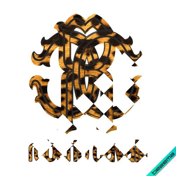 Дизайн на бархат Логотип [Свой размер и материалы в ассортименте]