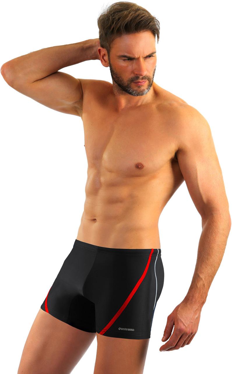 Пляжні чоловічі боксери на шнурівці (розмір M)