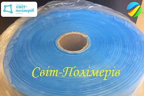 Пленка для бахил весом 2г ПОЛОТНО толщиной 18 мкм (вторичка ПВД+ПНД)