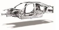 Кузов Renault Duster