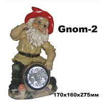 "Светильник на солнечных батареях ""Gnom-2"", AXIOMA energy"
