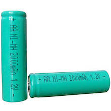 "Аккумулятор АА ""пальчиковый"" 2000mA, 1.2В, AXIOMA energy"
