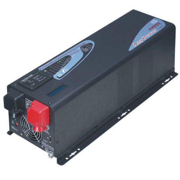Гибридный Источник бесперебойного питания APC 6000, 6кВт, 48В - 220В, AXIOMA energy