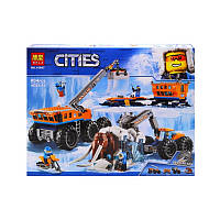 "Конструктор ""Cities Arctic"""