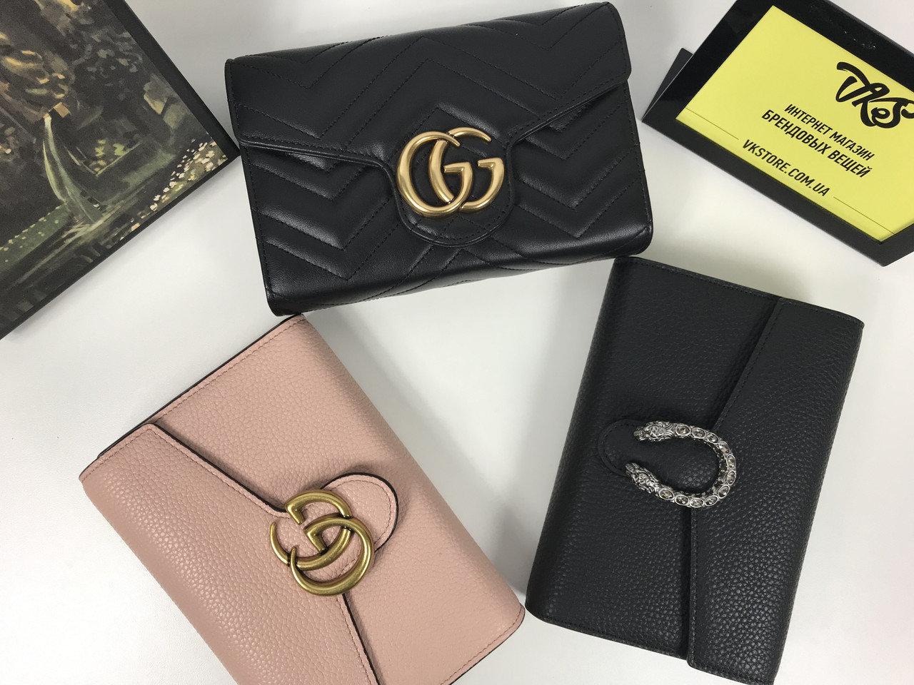 Клатч-кошелек от Gucci женский (Гуччи) арт. 23-17