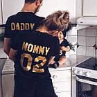 Парні іменні футболки, фото 6
