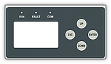 Сетевой солнечный инвертор 17 кВт  трехфазный (Модель TRN017KTL), Trannergy, фото 3