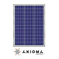 Солнечная батарея (панель) 50Вт, поликристаллическая AX-50P, AXIOMA energy