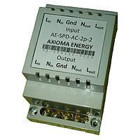 Устройство защиты от импульсных перенапряжений (УЗИП или SPD - Surge Protective Devices) для цепей переменного тока, AXIOMA energy