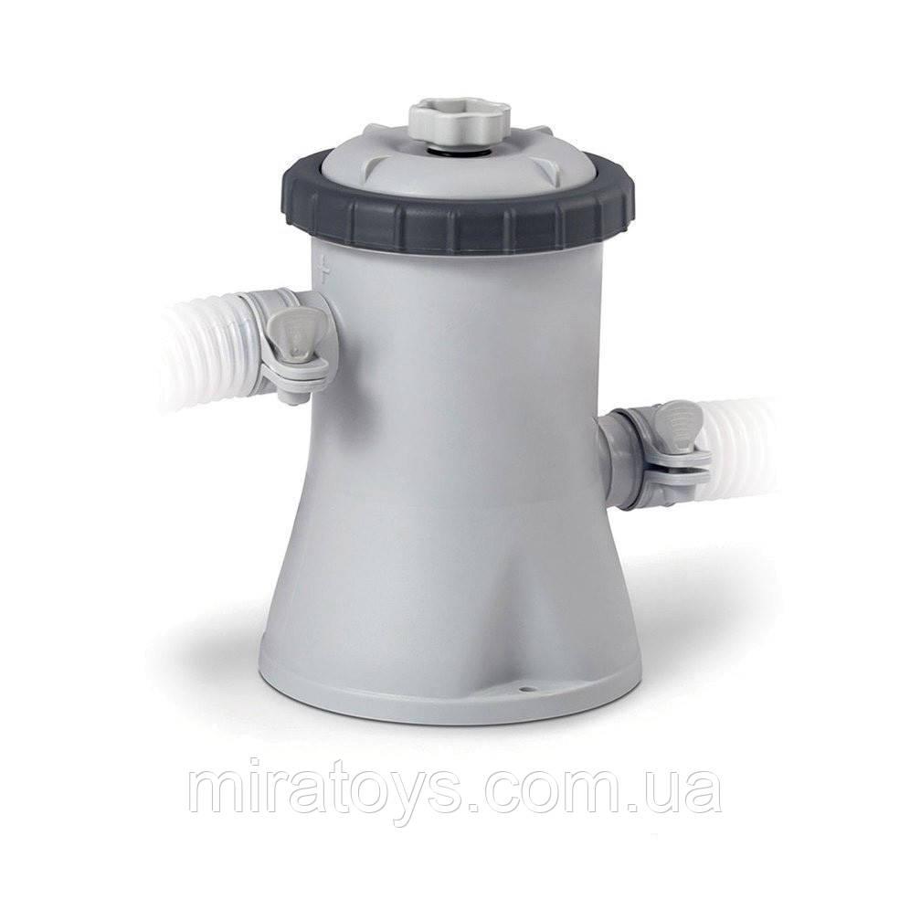 ✅Картриджный фильтр насос Intex 28602, 1 250 л/ч, тип H